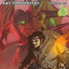REMAKE: K&L Throwbacks Vols. 24 & 25
