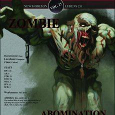 New Horizon: Rare Zombie Supplement