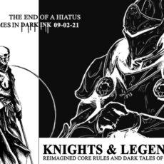 Knights & Legends: Dark Ink